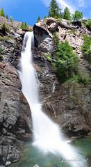 Cascades de Lillaz (kingphoto07) Tags: valdaoste water watter eau nature cascade lillaz de cascades cogne aoste daosta val waterfall daoste travel