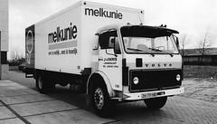 Volvo F86 1975 (TedXopl2009) Tags: 2679hb volvo f86 van ekris loenersloot netherlands melk unie