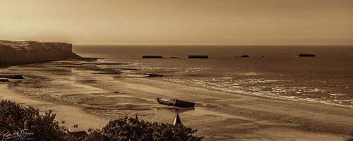 Gold Beach, Normandy, France