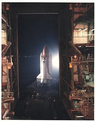 STS26_v_c_o_TPMBK (verso hand annotated KSC-88PC-675) (apollo_4ever) Tags: spaceportusa rockwellinternational searchlights xenonsearchlights xenonlights omspod orbitalmaneuveringsystempod srb solidrocketboosters externaltank spaceflight rocket nasarocket wormlogo nasalogo nasa nasafacility sts26 ov103 tailservicemasts crawlertransporter mobilelauncher mobilelaunchplatform mobilelauncherplatform returntoflight spaceshuttlediscovery ksc kennedyspacecenter composition dramatic rollout vab vehicleassemblybuilding humanspaceflight mannedspaceflight mannedspacecraft spacetransportationsystem reusablespacecraft orbitervehicle theshuttle spaceshuttle thespaceshuttle