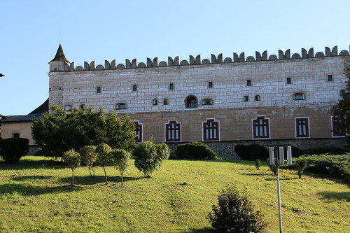 Slowakei, Schloss Zvolen