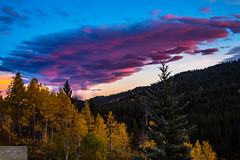Another View (Wycpl) Tags: sunset clouds red eveninglight wyoming jcpphotography