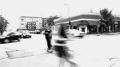 Scooter traffic (Thiophene_Guy) Tags: originalworks thiopheneguy xz1 olympusxz1 motion movement dynamic action kinetic dynamism aleatoric provoke blur
