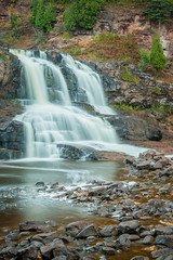 stones and falls (jimmy_racoon) Tags: 1740mm f4l canon 5d mk2 north shore gooseberry falls state park 2019 fall autumn minnesota nature waterfalls 1740mmf4l canon5dmk2 northshore gooseberryfallsstatepark