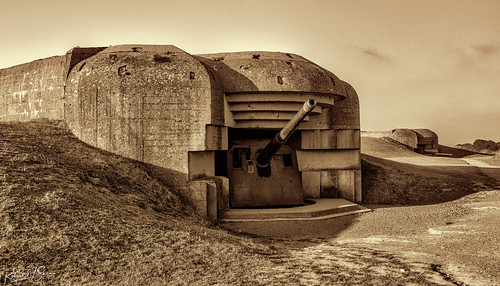 Longues-sur-Mer battery 2