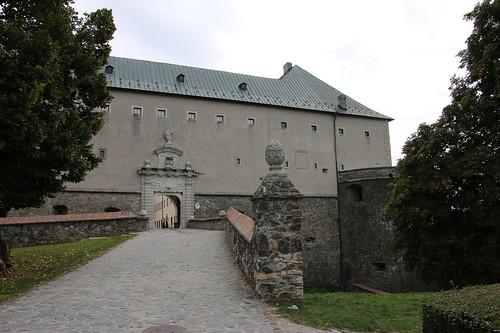 Slowakei, Burg Červený Kameň