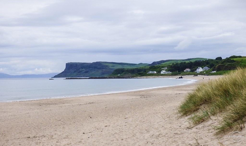 Balycastle beach