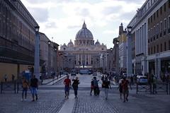 Petersdom, Rom (AWe63) Tags: petersdom kirche vatikan church rom italien city stadt pentax pentaxk1mkii cawe63 andreasweyermann
