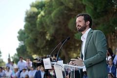 Acto del Día del Afiliado en Zaragoza (Partido Popular) Tags: pp partidopopular pablocasado casado zaragoza díadelafiliado aragón acto