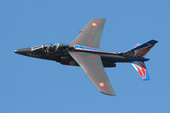 E114 / 705-RR (Ian.Older) Tags: 705rr eac00314 e114 french air force alpha jet solo display kleine brogel airshow sanicole military training aircraft topside armee de laire