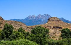 Four Peaks Mountain (Buck--Fever) Tags: arizonaskies arizona arizonadesert arizonawonders earthnaturelife fourpeaksmountain mountain saguarolake saltriverlakes canon60d tamron18400lens nature centralarizona