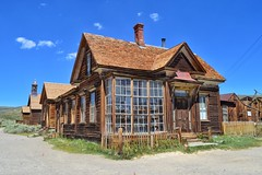 Bodie Ghost Town..... (Dave-A photos) Tags: california wildwest ghost bodieghosttown bodie