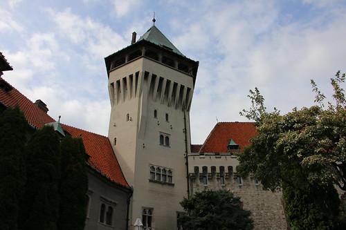 Slowakei, Schloss Smolenice