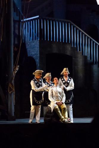 La flute enchantée. Opéra de Marseille.