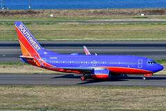 N408WN B737-7H4 cn 27895 Southwest Airlines 190903 Portland International 1001 (Nikon Photographer NL) Tags: n408wn b737 southwestairlines portlandiap pdx aviation airliners nregister