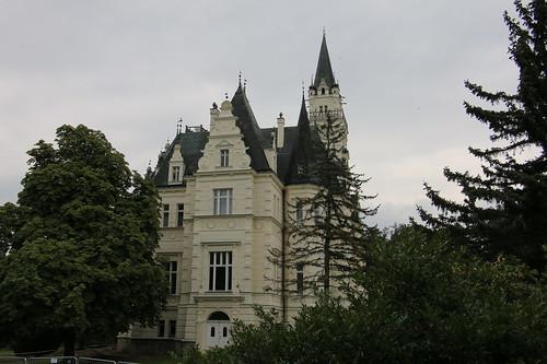 Slowakei, Schloss Budmerice