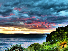 P1980671 (alainazer) Tags: crkvenica croatie hrvatska eau acqua water mer mare sea ciel cielo sky