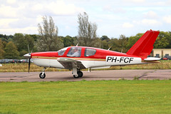 PH-FCF North Weald 28/09/19 (Andy Vass Aviation) Tags: northweald tb20 phfcf