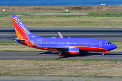 N408WN B737-7H4 cn 27895 Southwest Airlines 190903 Portland International 1002 (Kodak 260) Tags: n408wn b737 southwestairlies airliners commercial aviation portlandiap pdx nregister