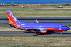 N408WN B737-7H4 cn 27895 Southwest Airlines 190903 Portland International 1001 (Kodak 260) Tags: n408wn b737 southwestairlies airliners commercial aviation portlandiap pdx nregister