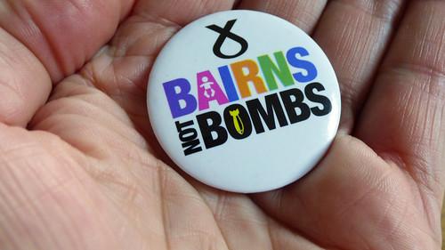 Walls Show - SNP, bairns not bombs