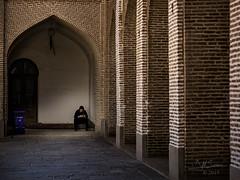 Yazd  Iran 2.019 (Saurí) Tags: yazd old arabian nice man persia beatiful