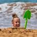 Diggin in the sand