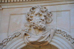 Sculpture (Ryan Hadley) Tags: sanssoucipark sanssouci palace potsdam germany europe worldheritagesite neuespalais newpalace baroque sculpture art