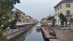Naviglio - Milano (anto474) Tags: milan milano lombardia naviglio acqua water italy italia