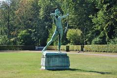 Archer (Ryan Hadley) Tags: orangerypalace orangerieschloss orangerie sanssoucipark sanssouci palace potsdam germany europe worldheritagesite archer statue sculpture art