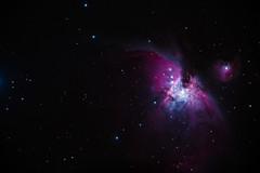 M42_Orion_Nebula_-0198 (steven ruttenberg) Tags: 5dmkiii az astronomy canon meade nebula orion picket post f10