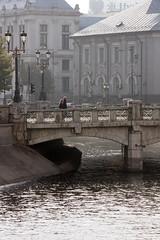 Urban scene (Dumby) Tags: landscape bucurești românia sector4 urban city dâmbovița river canoneos40d citycenter