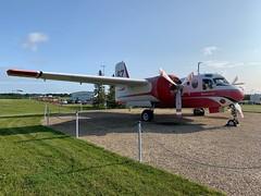 Conair Firecat Plane (kepibear) Tags: firecat museum wetaskiwin airplane conair canada reynoldsmuseum reynolds 2019 ab plane iphonexsbackdualcamera425mmf18