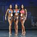 Bikini Masters B 2nd Miglietta 1st Jacob 3rd Morissette