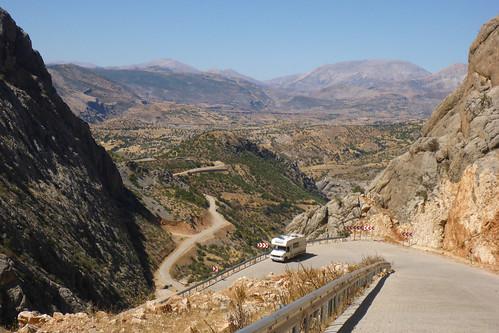 near Nemrut Dagi - Turkey