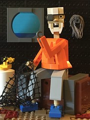 MOC: The Old Sailor