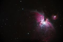 M42_Orion_Nebula_-0192-2 (steven ruttenberg) Tags: 5dmkiii az astronomy canon meade nebula orion picket post f10