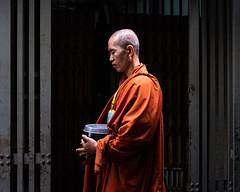 Saigon Backstreets-6659-2 (bella_blue_star) Tags: vietnam people saigon monk