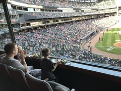 """Dani and Paul at the White Sox Game • <a style=""""font-size:0.8em;"""" href=""""http://www.flickr.com/photos/109120354@N07/48816543113/"""" target=""""_blank"""">View on Flickr</a>"""