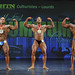Bodybuilding Heavyweight 2nd Guay 1st Lesperance 3rd Sasseville