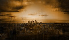 golden sky (duncan!) Tags: ©2019duncanwadeallrightsreserved leica m10 voigtlander 35mm f20 vintage line london city cityscape invisiblecities golden sky abstract extreme crystalcity