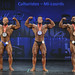 Bodybuilding Light Heavyweight 2nd Horan 1st Faucher 3rd Nateri