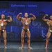 Bodybuilding Junior 2nd Gariepy 1st Faucher 3rd Thibault
