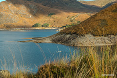 Loch Monar at the head of Strathfarrar. (Scotland by NJC.) Tags: mountains hills highlands peaks fells massif montaña vuori montagne βουνό montagna fjell lakes lochs reservoirs waters meres lago 湖 jezero sø meer järvi lac remote distant isolated inaccessible farflung secluded outoftheway faraway outlying wild unspoiled natural remoto 遥远的 udaljen odlehlý fjern ver kaukainen lointain entfernt απομακρυσμένοσ 遠く離れた 멀리 떨어진 strathfarrar northwesthighlands lochmonar scotland