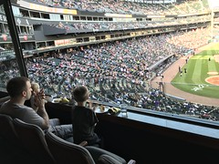 """Dani and Paul at the White Sox Game • <a style=""""font-size:0.8em;"""" href=""""http://www.flickr.com/photos/109120354@N07/48817059137/"""" target=""""_blank"""">View on Flickr</a>"""
