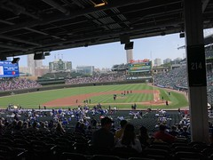 "Wrigley Field • <a style=""font-size:0.8em;"" href=""http://www.flickr.com/photos/109120354@N07/48817198827/"" target=""_blank"">View on Flickr</a>"