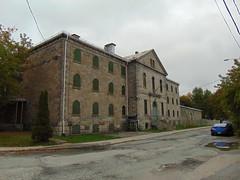 Winter Prison (Quevillon) Tags: estrie easterntownships cantonsdelest canada québec sherbrooke building jacquescartier winterprison prison