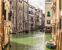 Venice (dwb838) Tags: 8x10 canal venice gondolier urbanlandscape
