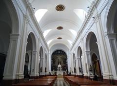 altar mayor interior Iglesia de San Juan Bautista Velez Malaga Málaga 01 (Rafael Gomez - http://micamara.es) Tags: altar mayor interior iglesia de san juan bautista velez malaga málaga vélezmálaga vélez velezmalaga