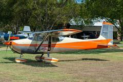 N8686B 1957 Cessna 172 (SamCom) Tags: 0tx1 pecanplantationairport pecanplantationflyin